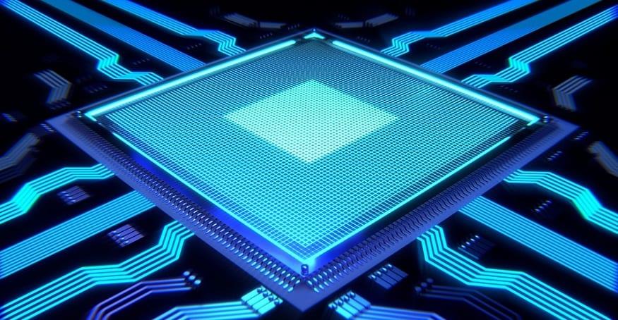 Hydrogen sensor - Computer Chip - Technology