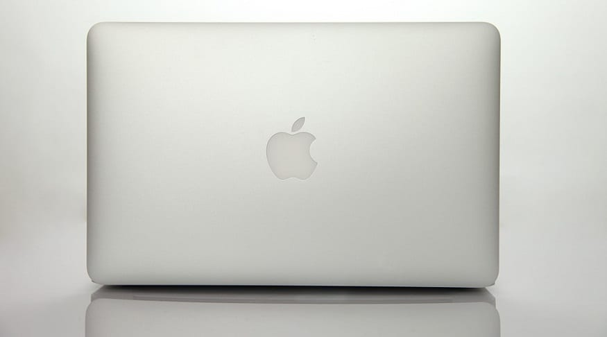 clean power product manufacturing of Apple Products - MacBook