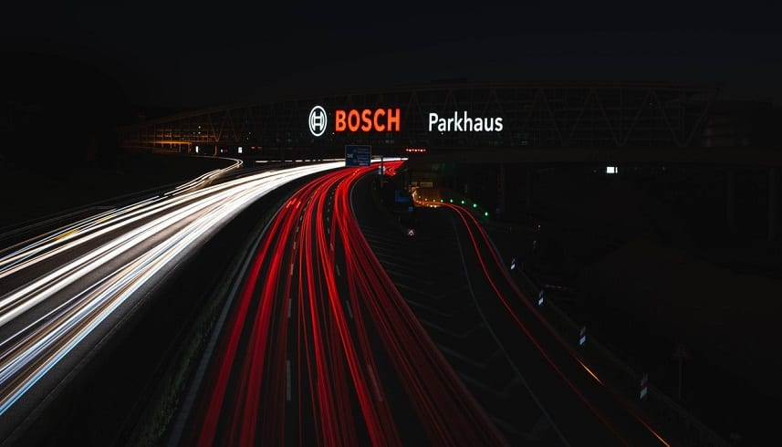 HFC technology - Bosch sign