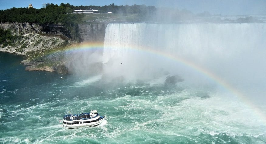 Niagara Falls Maid of the Mist tour boats to operate using clean power