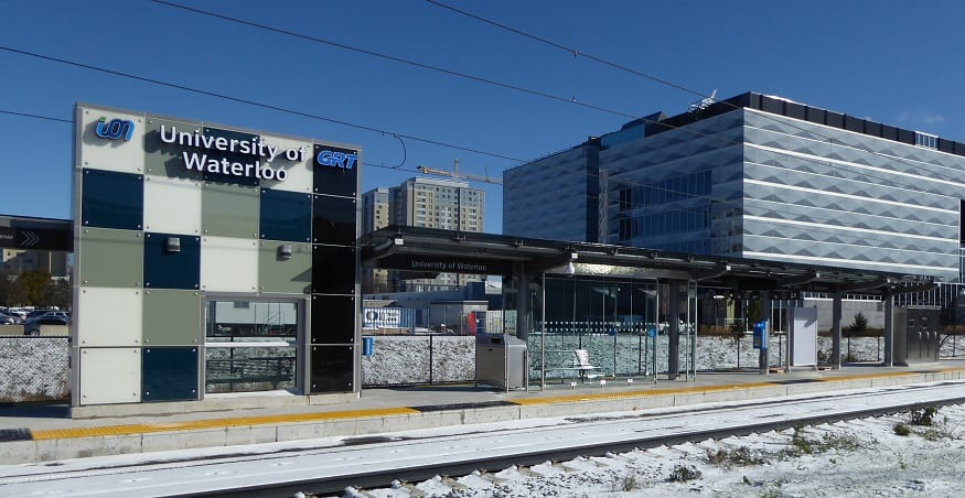 Zero Emission Fuel Cells - University of Waterloo Station