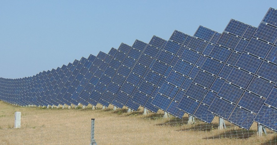 Largest solar power plant in the world switches on in Abu Dhabi