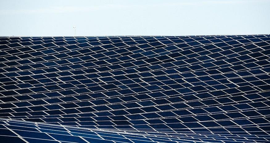 Solar panel waste - Solar energy panels