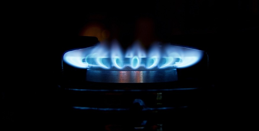 clean hydrogen energy - natural gas - stove