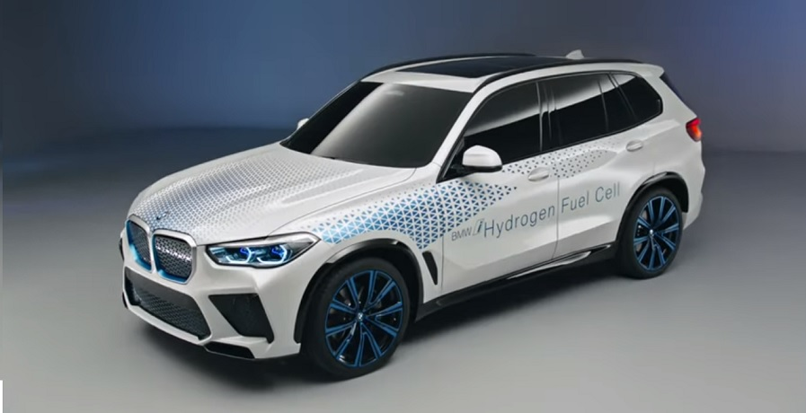 BMW i Hydrogen NEXT makes its debut at the 2019 Frankfurt Auto Show