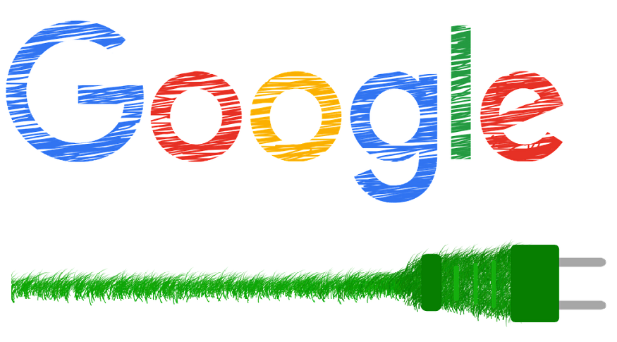 Google sustainability efforts boosted by historical purchase of renewable energy