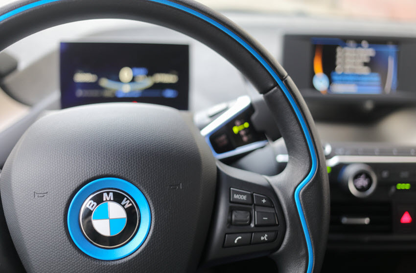 BMW is making its first hydrogen fuel cell vehicle