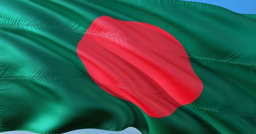 clean hydrogen fuel - Bangladesh flag