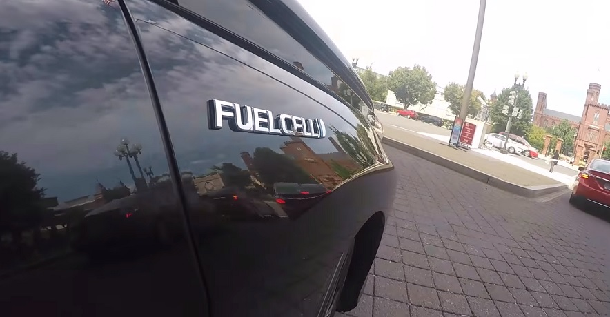 hydrogen and fuel cells - Fuel Cell vehicle - U.S. Department of Energy YouTube