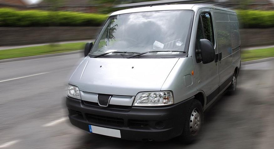 hydrogen vans - image of van