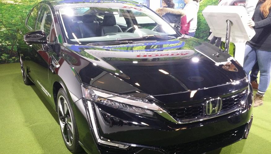 2020 Honda Clairty Fuel Cell - 2019 Clarity FCEV modell