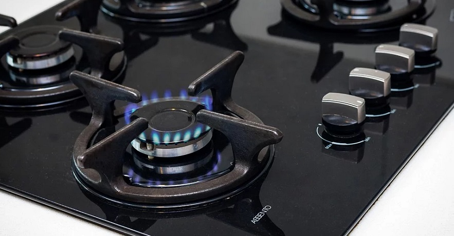 ATCO green hydrogen - gas stove