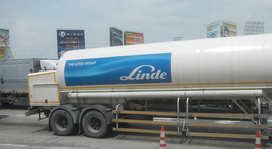 Hydrogen market in China - The Linde Group Truck