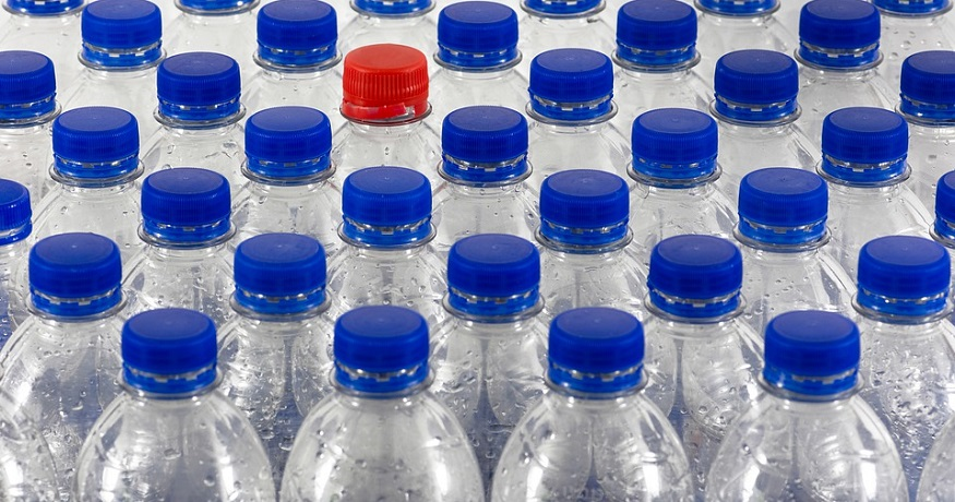 plastic waste research - plastic bottles