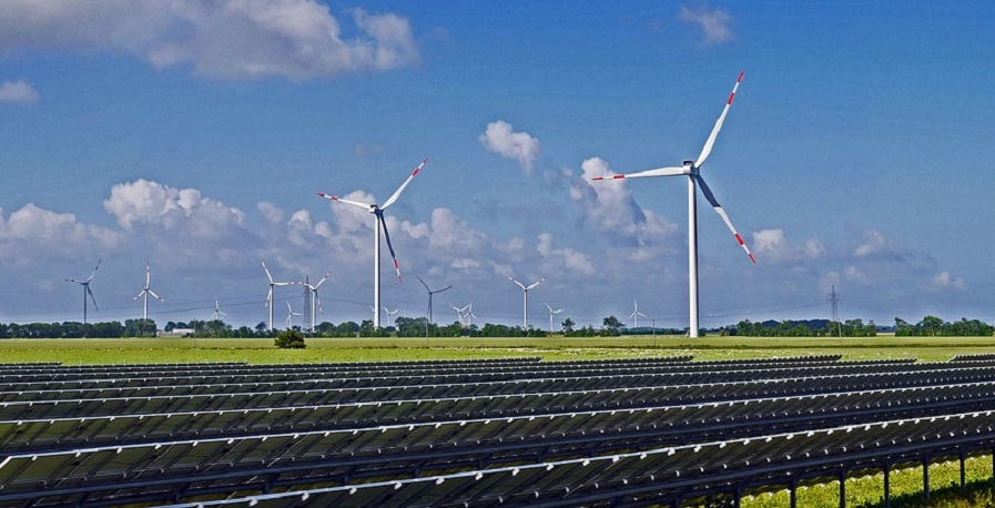 The UK generated more power from renewables than fossil fuels in 2019