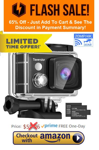 Underwater camera sale