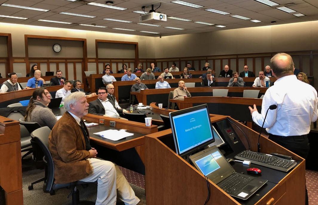 natural hydrogen at deep decarbonization symposium