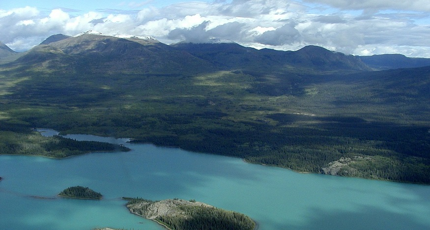 Eavor-Loop Geothermal - Lake - Yukon