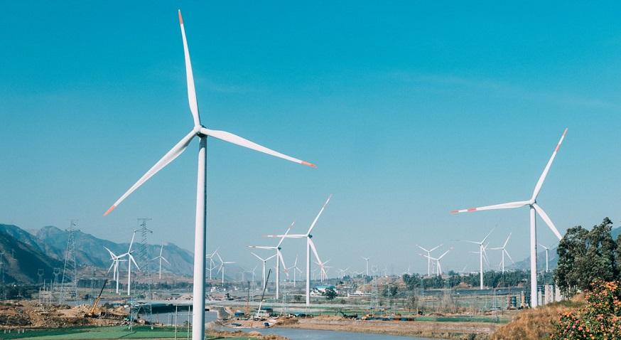 GE wind turbines - Wind Energy