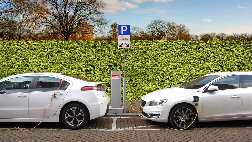 Buy electric cars - EVs charging
