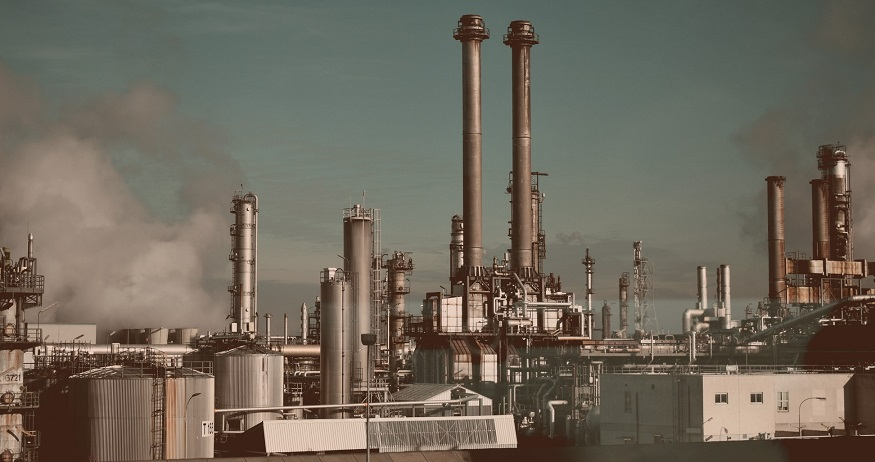 Dirtiest industries - power plant