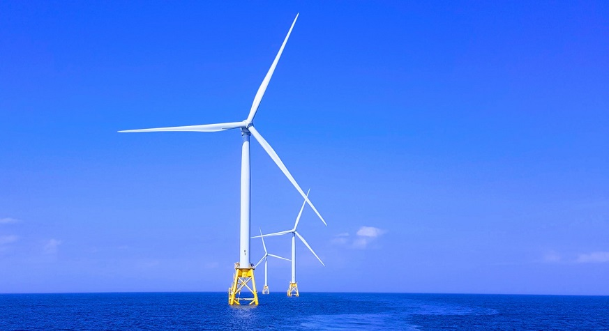 Floating Offshore Wind Turbine - ocean wind energy