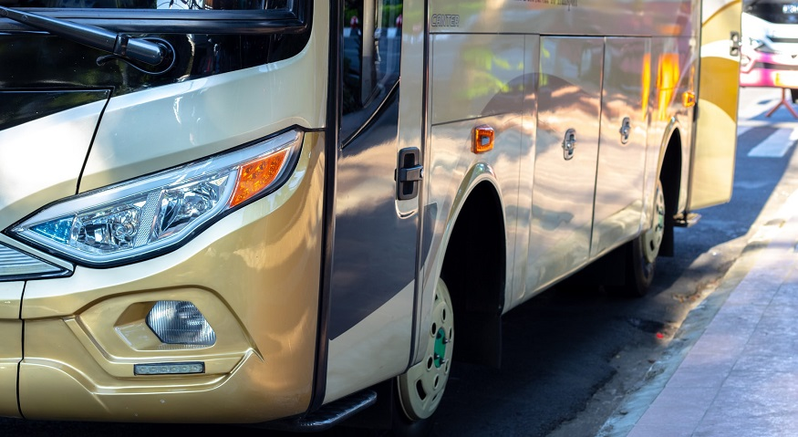 Fuel cell range extender - Image of Bus