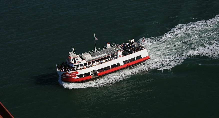 First American hydrogen fuel cell vessel's construction shipyard selected
