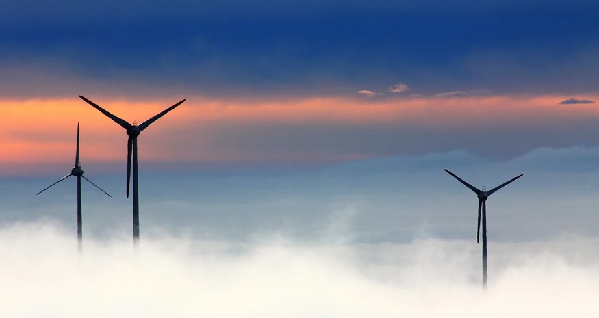 Renewable power source - Wind turbines