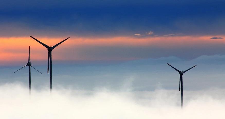 Wind energy took the top US renewable power source crown in 2019