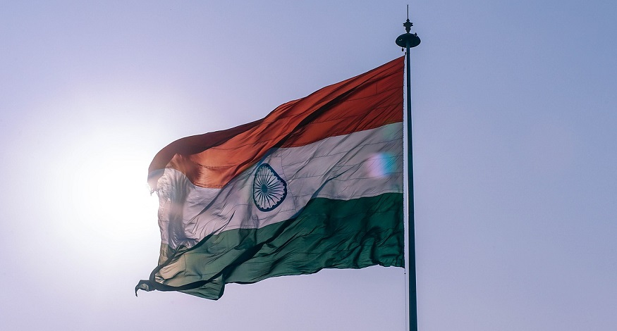 Hydrogen-based fuel - India Flag