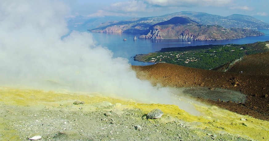Italian geothermal sector - Italy - thermal - volcano