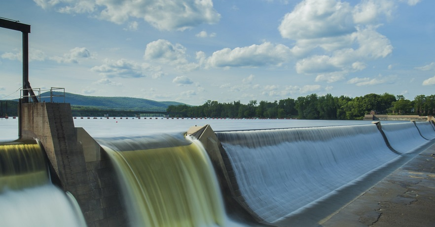 Clean Energy Demands - hydropower dam