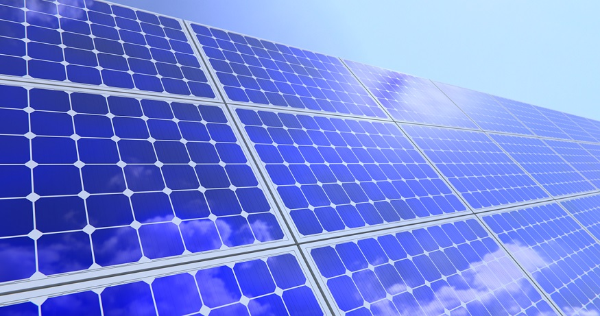 Double-sided solar panels - PV panels