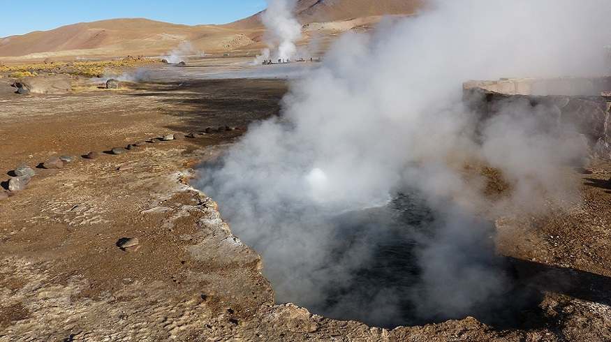 International geothermal plant project tender launches in Mexico
