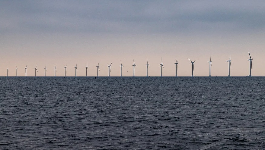 Offshore wind opportunities - wind turbines on water