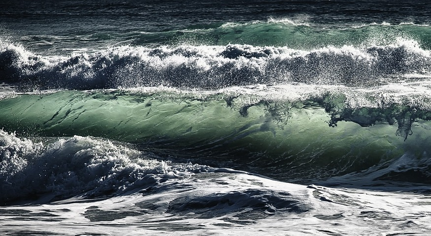 Tidal power tech - Ocean Waves