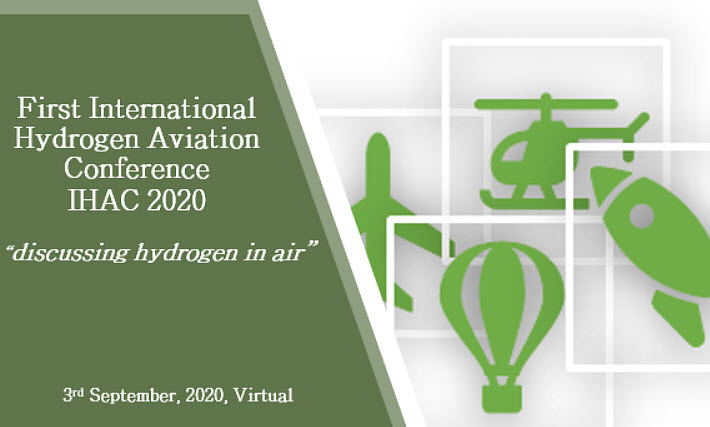 Hy-Hybrid Energy Publishes Agenda for the First International Hydrogen Aviation Conference (IHAC 2020), Virtual