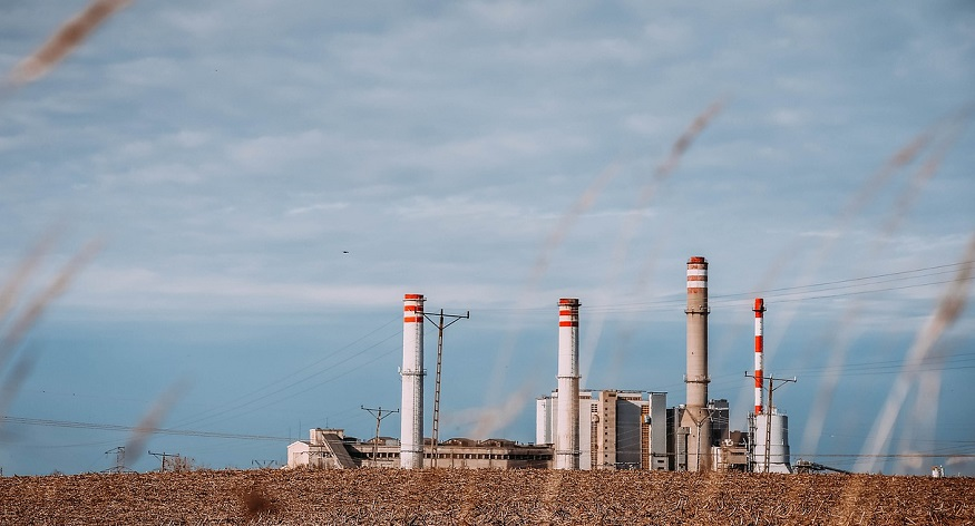 Energy Utility Companies - Power Station