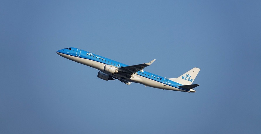Flying-V - Image of KLM plane