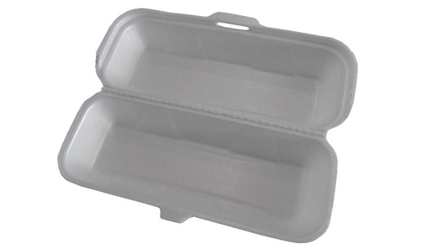 Foam food service products - foam food container