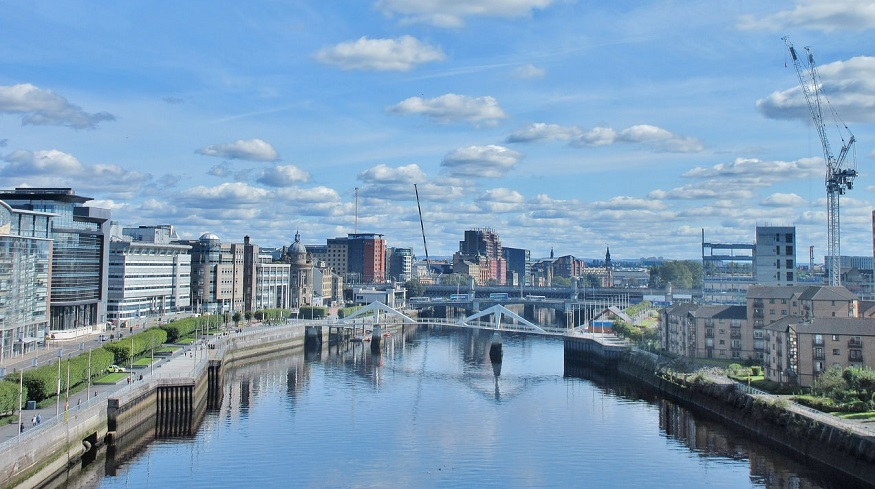 Geothermal power potential discovered under Glasgow