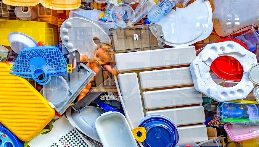 Molecular recycling - plastic waste