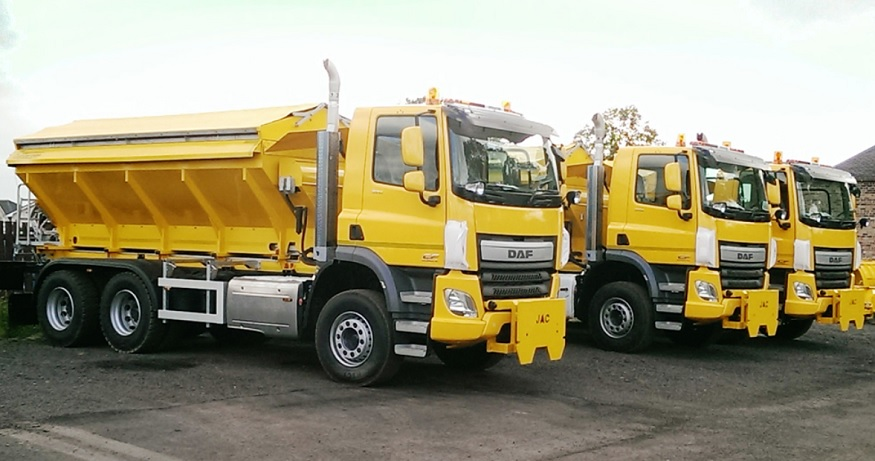 ULEMCo to supply Glasgow with hydrogen fueled gritters