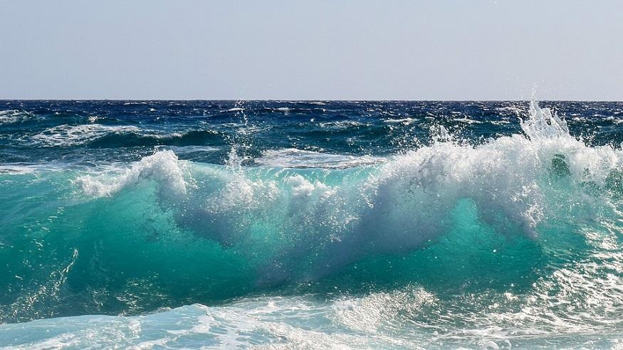 Cook Strait tidal power - ocean waves