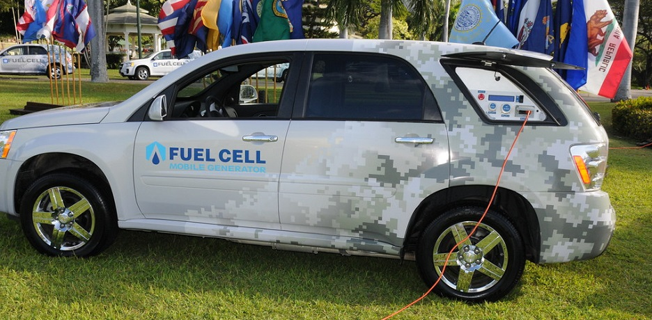 First hydrogen fuel cell car in India completes trials successfully