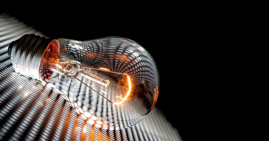 Fuel caell technology deployment - light bulb - electricity generation