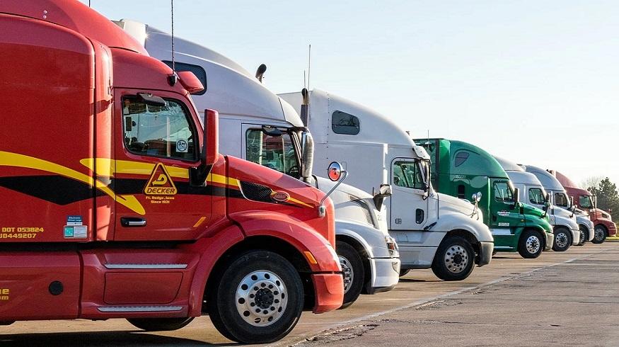 Fuel cell truck development - Transportation Truck