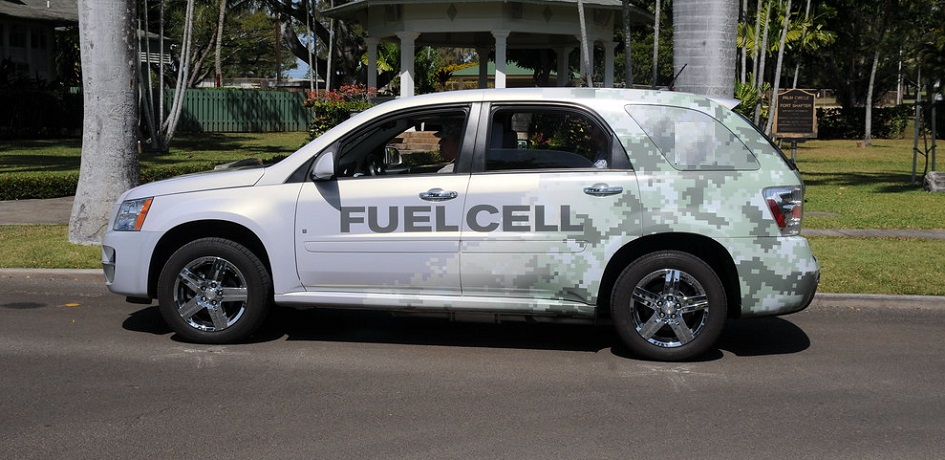 Kolon Industries - Image of Fuel Cell Vehicle