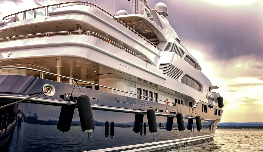 Marine hydrogen fuel cell - Image of Yacht
